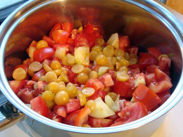 Real Winner: Sweet & Savory Tomato Jam - In Jennie's Kitchen