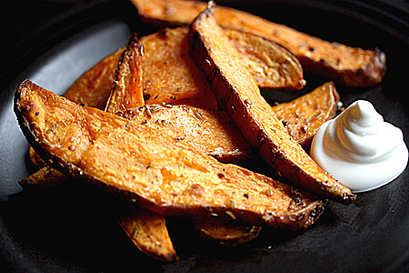 Roastedsweetpotatofries